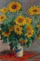 Pyramid Monet Bouquet of Sunflowers Poster 61x91,5cm