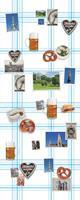 Komar München Fotobehang 100x250cm 2-banen