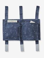 VERTBAUDET Multi-pocket opslag voor hoge bedden marineblauw