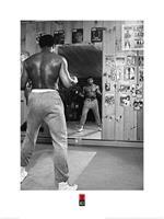 Pyramid Muhammad Ali Mirror Kunstdruk 60x80cm